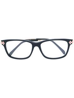очки в оправе прямоугольной формы Emilio Pucci