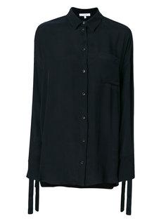 рубашка с ремешками Iro