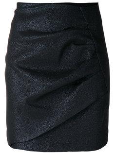 мини-юбка с оборчатым дизайном  Iro