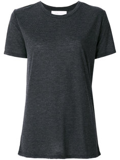 футболка с эффектом потертости Iro
