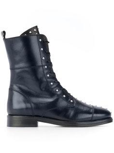 ботинки на шнуровке Iro