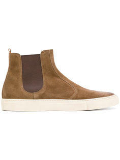 ботинки на резиновой подошве Buttero