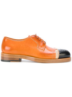 ботинки-дерби на шнуровке Maison Margiela
