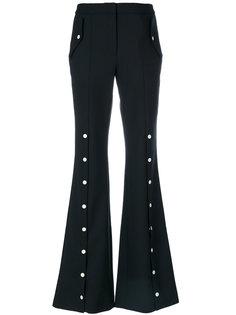 брюки палаццо с заклепками Off-White