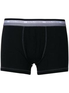 боксеры с эластичным поясом Dolce & Gabbana Underwear