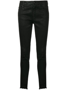 укороченные джинсы Ermanno Scervino