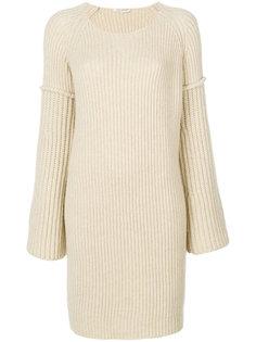 свитер с широкими рукавами Agnona