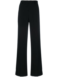 брюки с завышенной талией Rick Owens