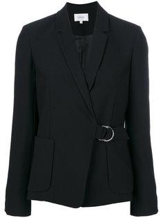 структурированный пиджак с поясом  Carven