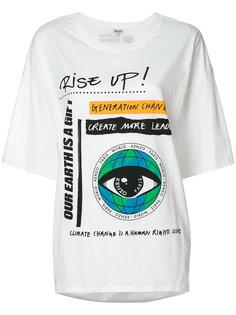 футболка свободного кроя Eye Kenzo