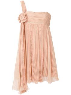 платье со складками Diana Dsquared2