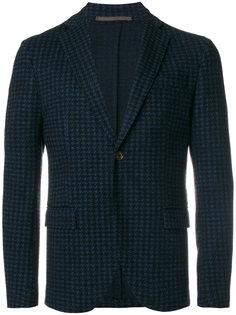 классический плетеный пиджак Eleventy