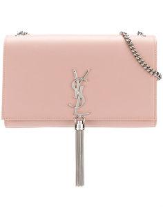 сумка Kate среднего размера с цепочкой Saint Laurent