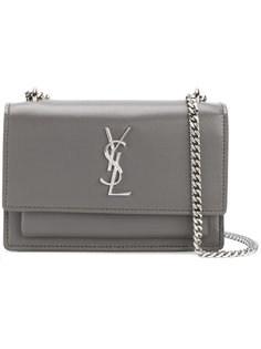 сумка-кошелек на цепочке Sunset Monogram Saint Laurent