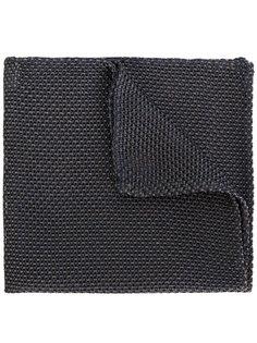 карманный платок с мелким принтом Dsquared2