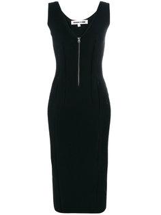 платье на молнии McQ Alexander McQueen