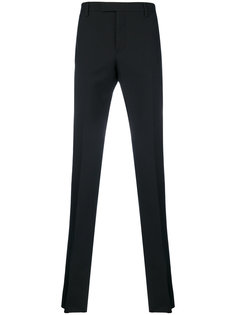 классические брюки кроя слим Saint Laurent