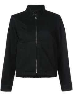 cropped zipped jacket A.P.C.