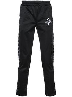 брюки Kappa Marcelo Burlon County Of Milan