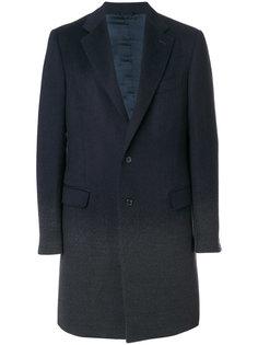 пальто с градиентным эффектом Raf Simons
