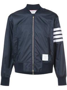 куртка бомбер на молнии Thom Browne