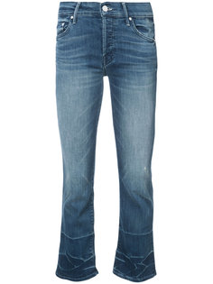 джинсы Growing Pains Mother