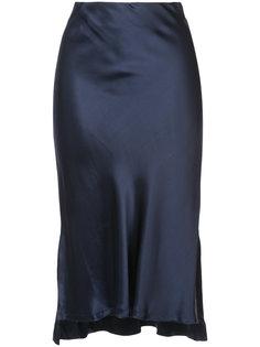 юбка с неровным подолом Protagonist