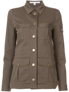 куртка с карманами карго Veronica Beard