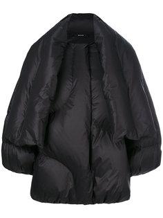 дутая куртка Maison Margiela