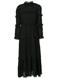 длинное расклешенное платье Isabel Marant Étoile