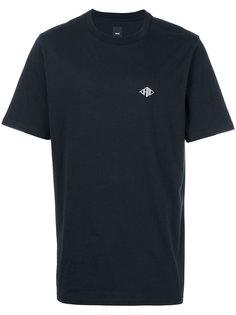 футболка с принтом Eyes Oamc