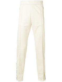 зауженные спортивные брюки Maison Margiela