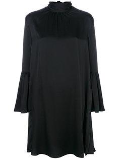 платье с пышными рукавами Fendi