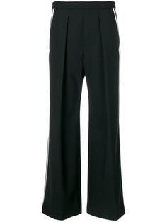 брюки с лампасами Neil Barrett