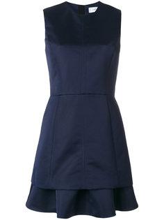 платье шифт с рукавами три четверти  Carven
