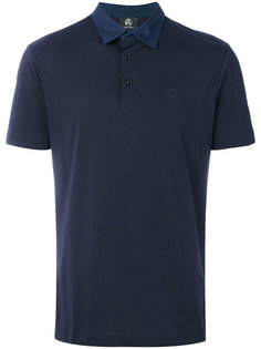 рубашка-поло с тисненой деталью Ps By Paul Smith