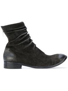 ботинки Moreno с драпировкой The Last Conspiracy