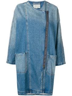 длинный пиджак на молнии  Current/Elliott