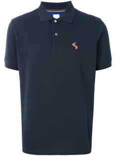 рубашка-поло с логотипом Paul Smith