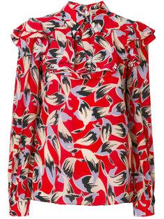 блузка с принтом Nº21