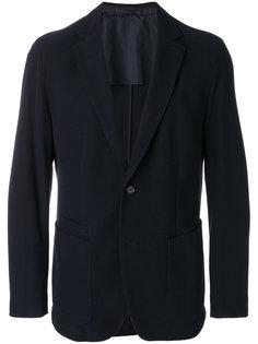 пиджак с накладными карманами Boss Hugo Boss