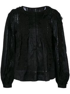 кружевная блузка Nell Isabel Marant