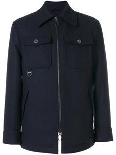 куртка с карманами с клапаном Lanvin