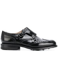 классические туфли-монки  Churchs