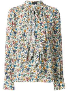 блузка с завязкой на бант Joseph