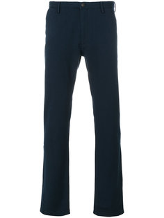 классические тканые брюки Boss Hugo Boss