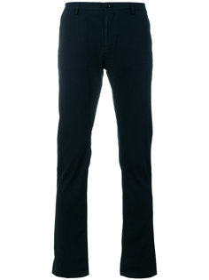брюки прямого кроя Boss Hugo Boss