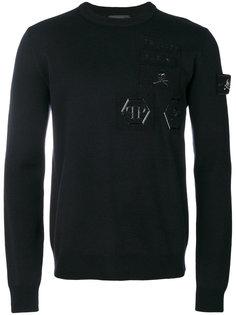 свитер Love Philipp Plein