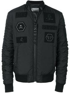 куртка-бомбер Adam Philipp Plein
