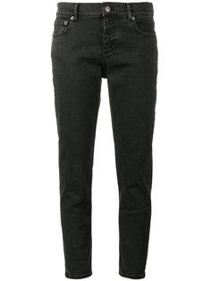 джинсы кроя слим Shrunk  Balenciaga